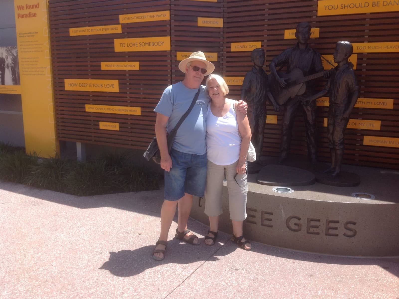 Lynn & Ron from Adelaide, South Australia, Australia