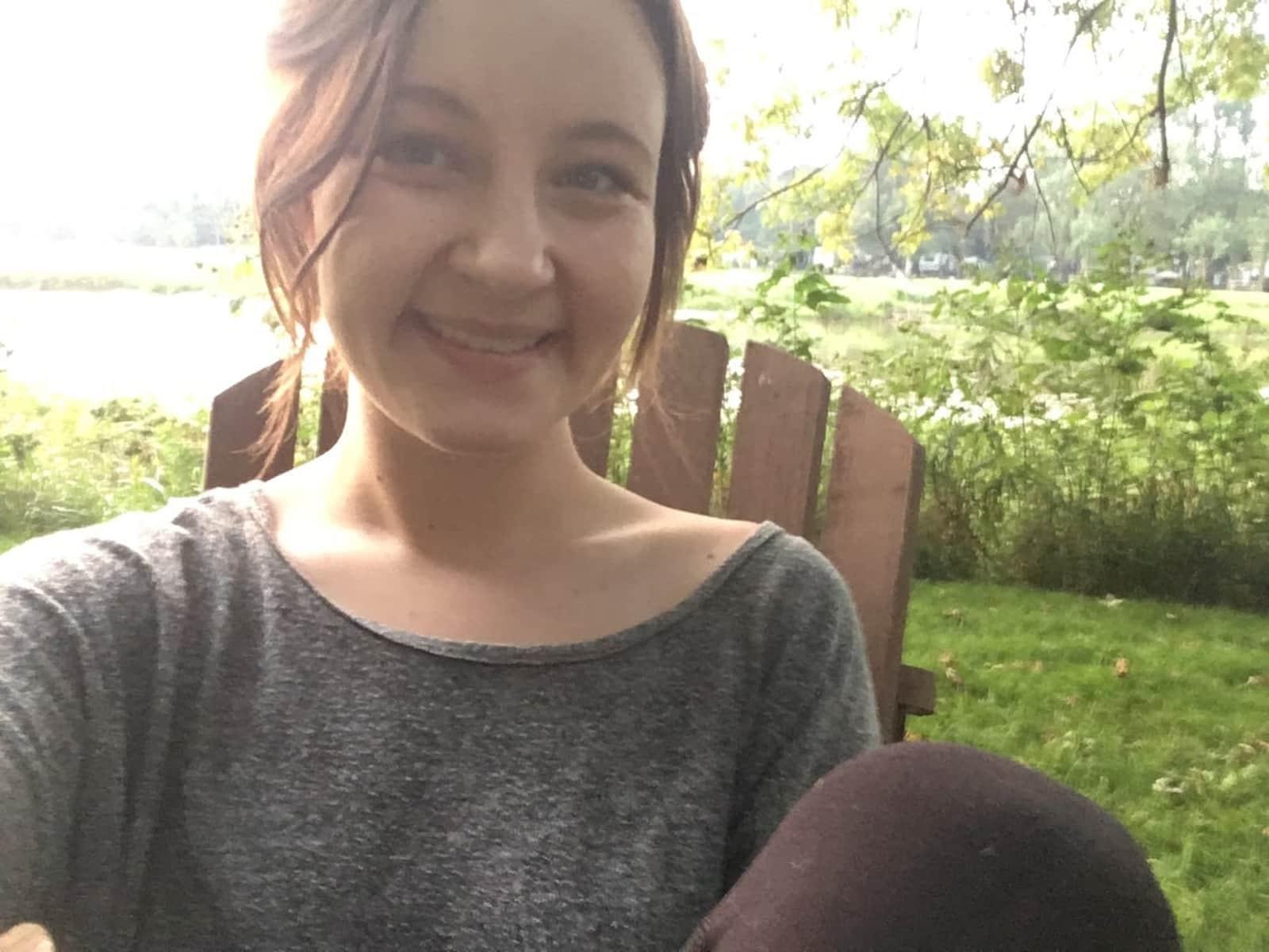 Trisha from Kitchener, Ontario, Canada