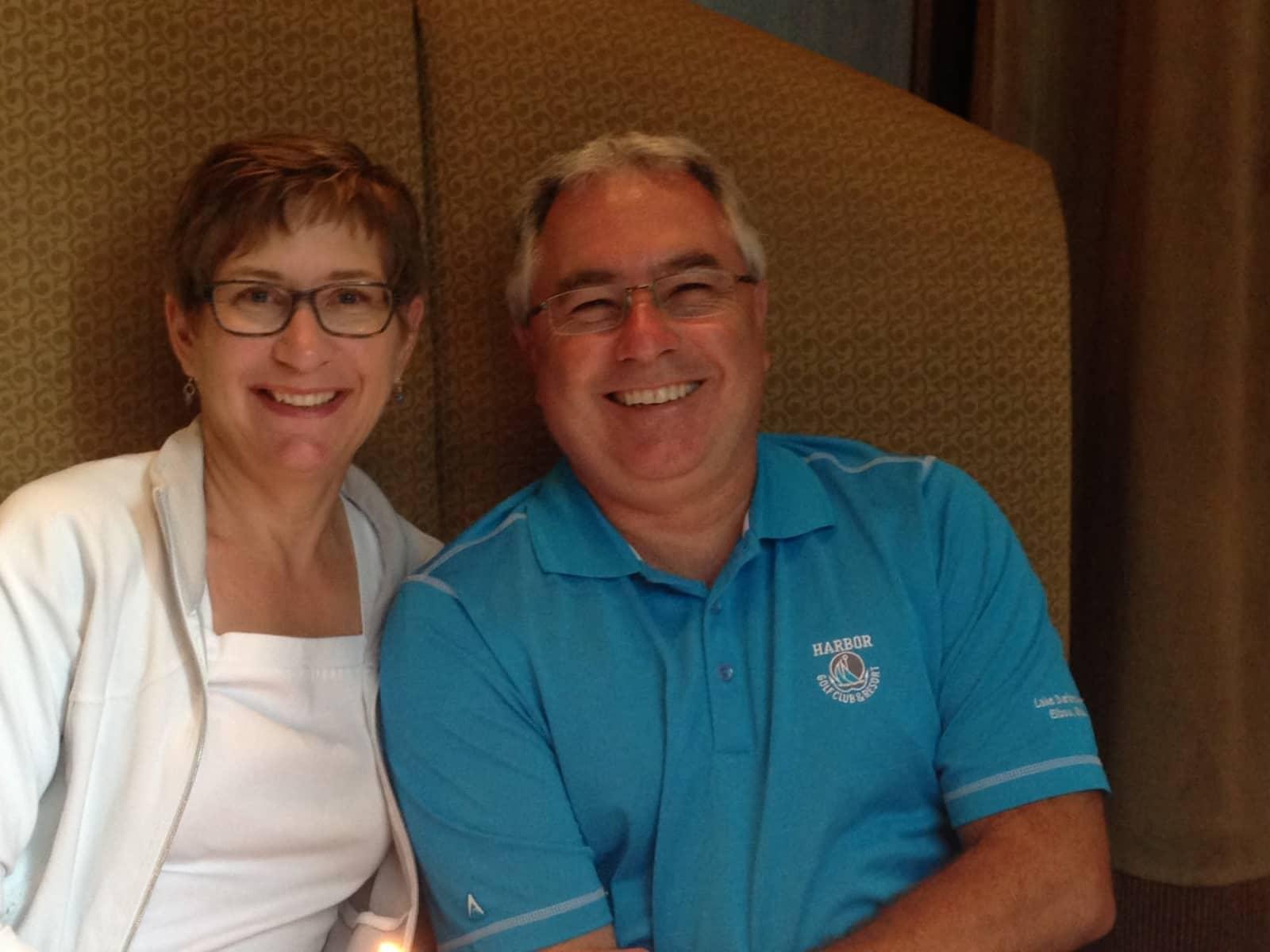 Rod and roxanne & Roxanne from Stony Plain, Alberta, Canada