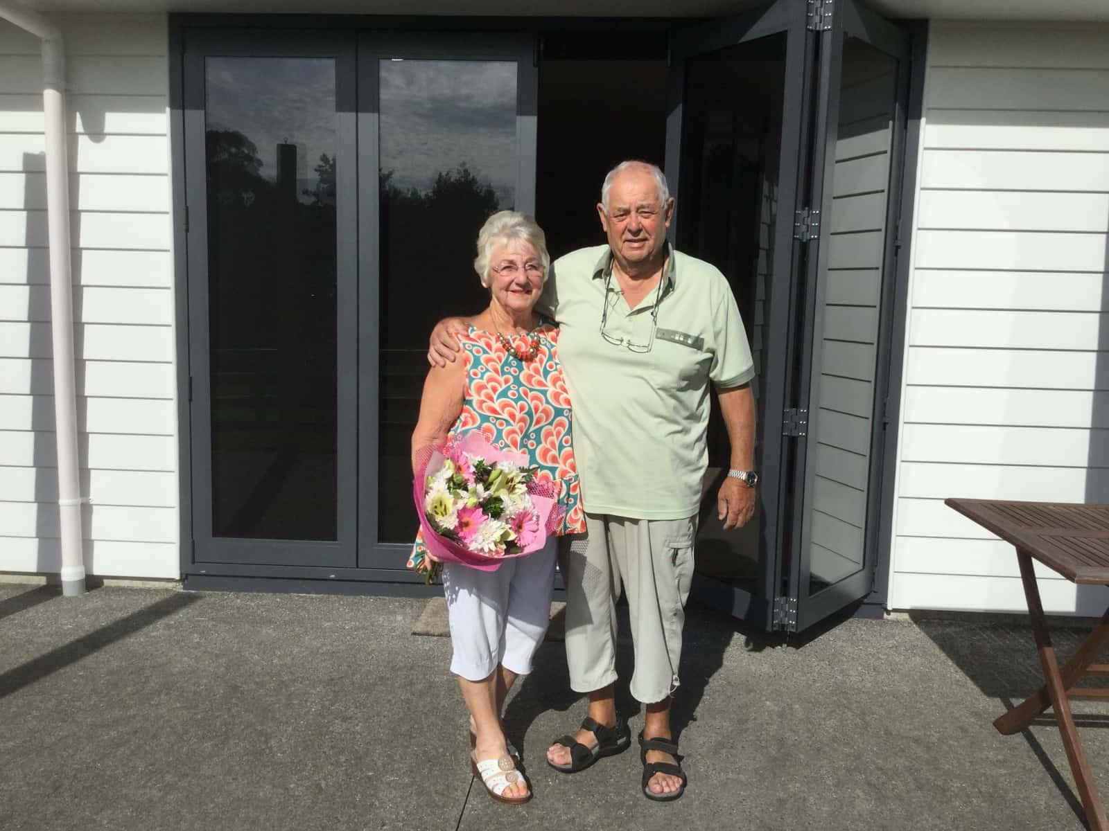 Wendy & Trevor from Ripon, United Kingdom