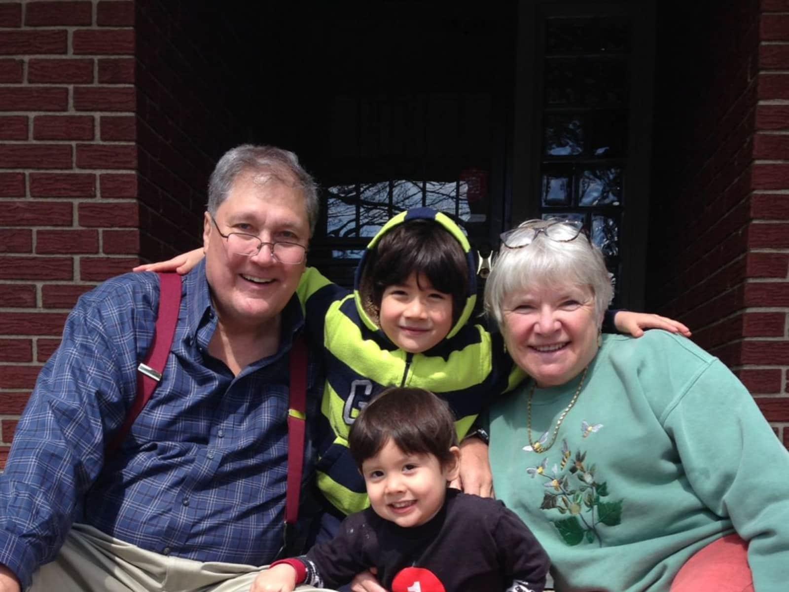 Richard & Susan from Columbus, Ohio, United States