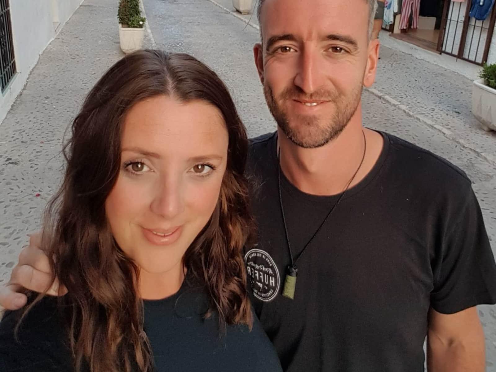 Sophie & Dan from Swansea, United Kingdom