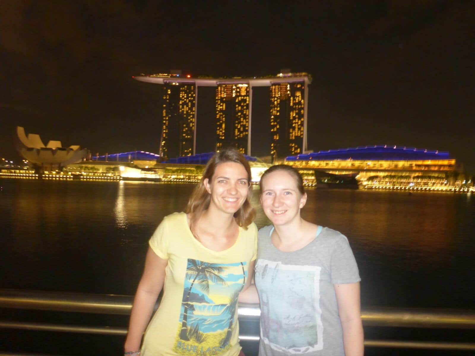 Melissa & Simone from Bonn, Germany