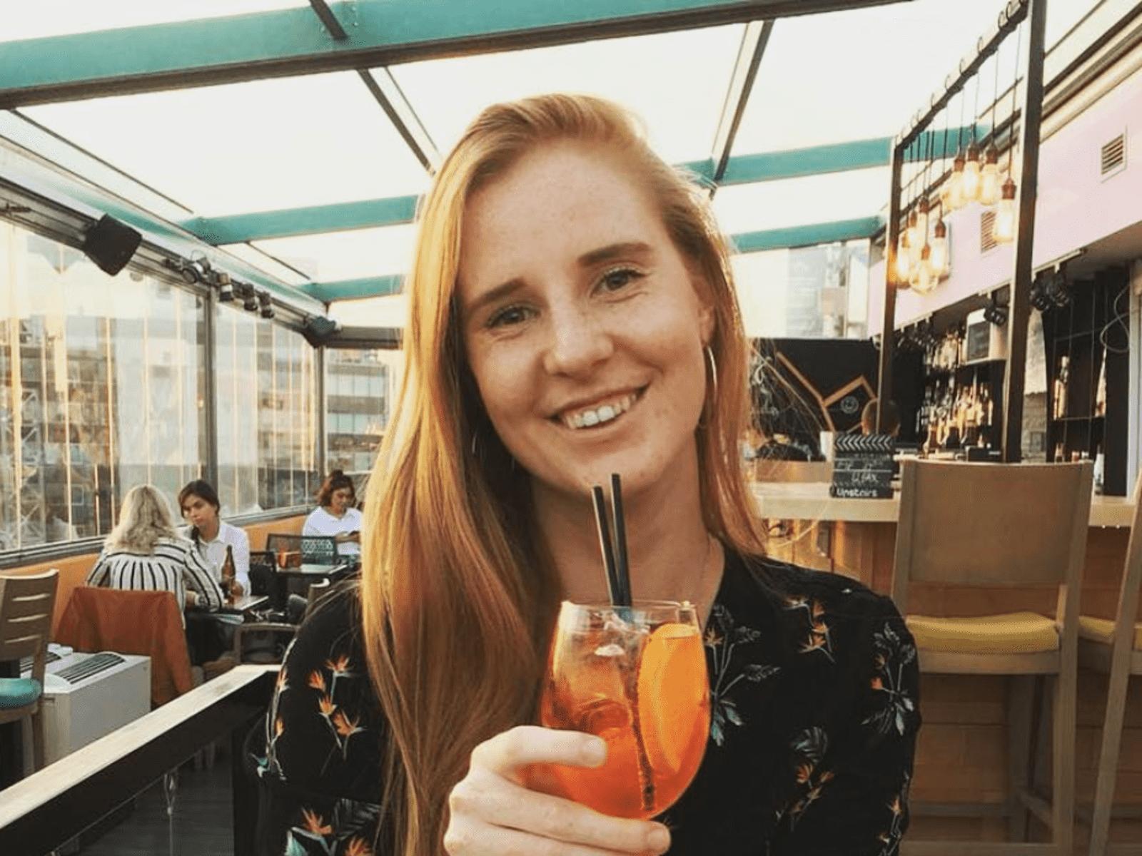 Sadie from London, United Kingdom