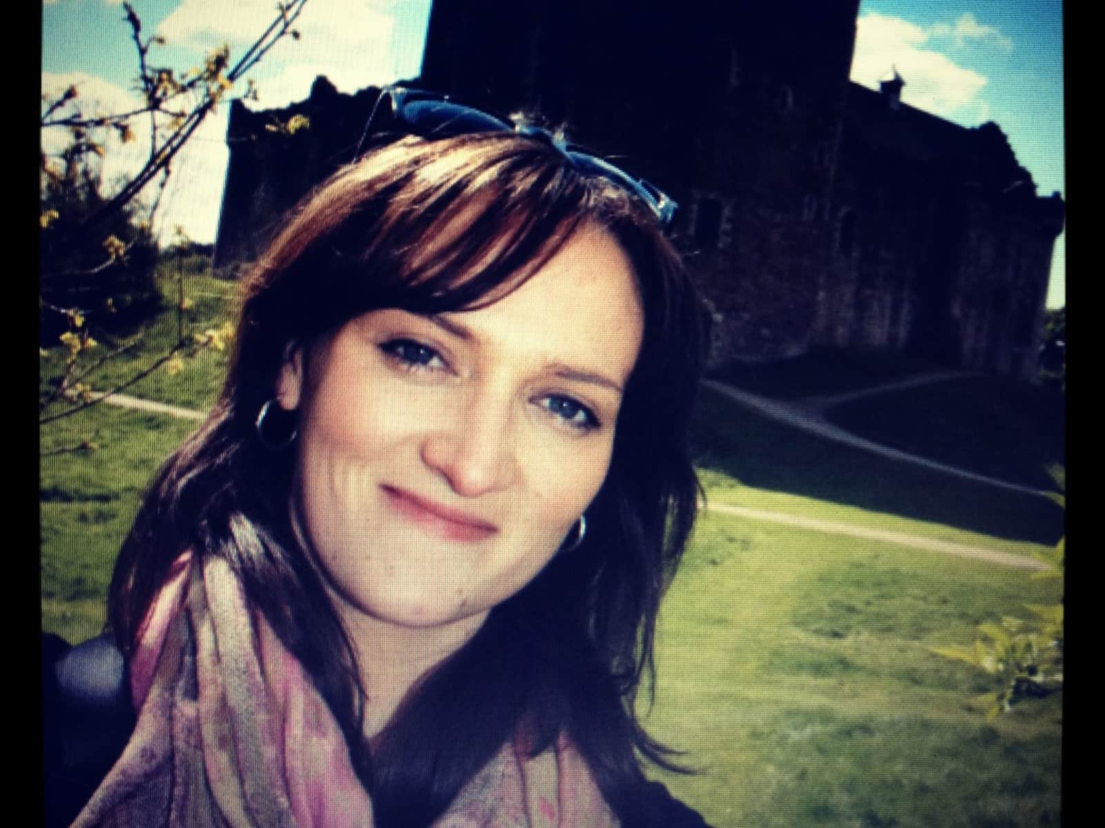 Kellie from Melbourne, Victoria, Australia