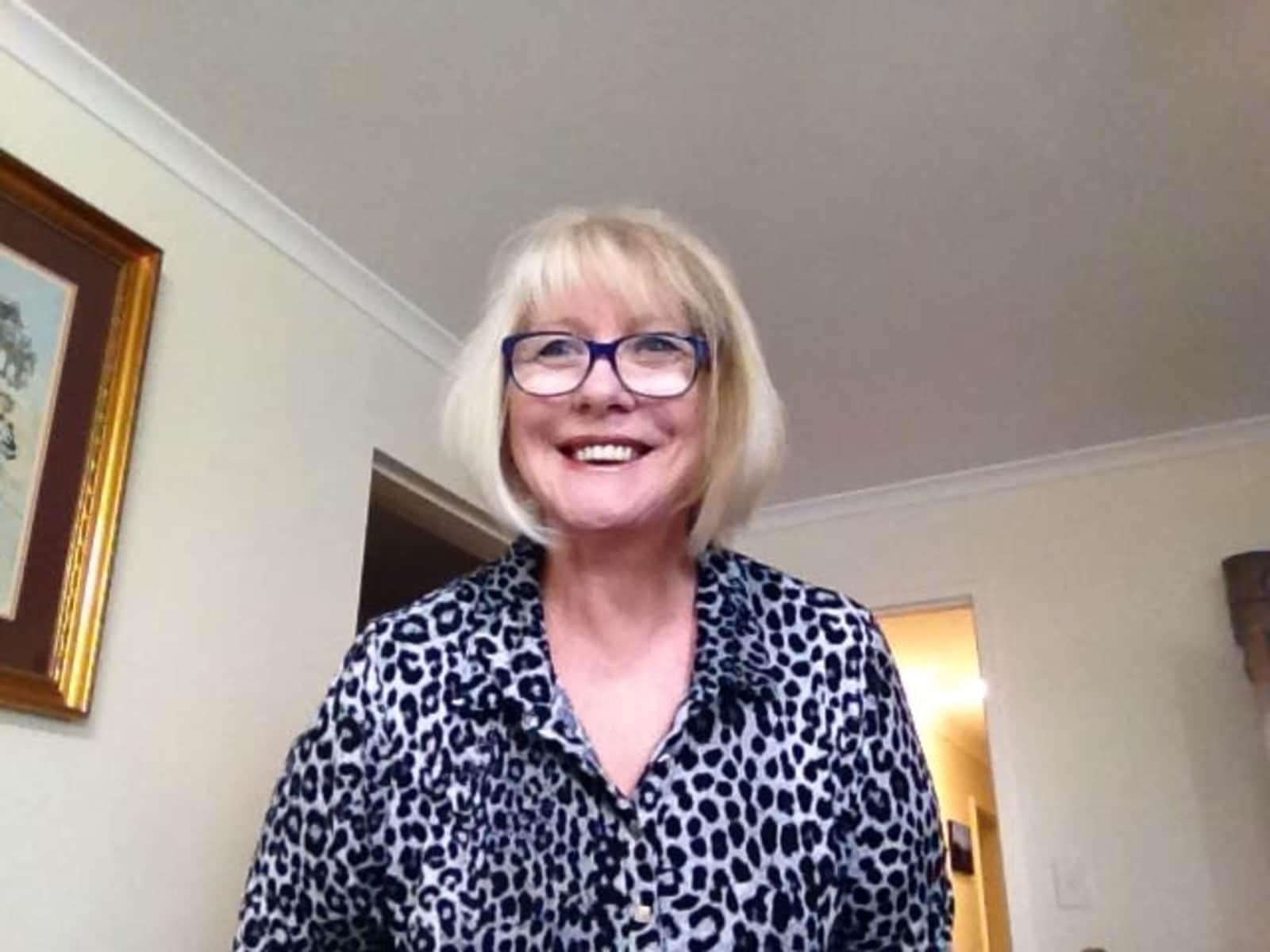 Robyn from Laverton, Western Australia, Australia