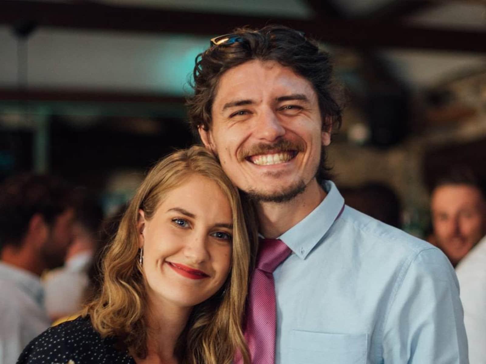 Olivia & Jack from Liskeard, United Kingdom