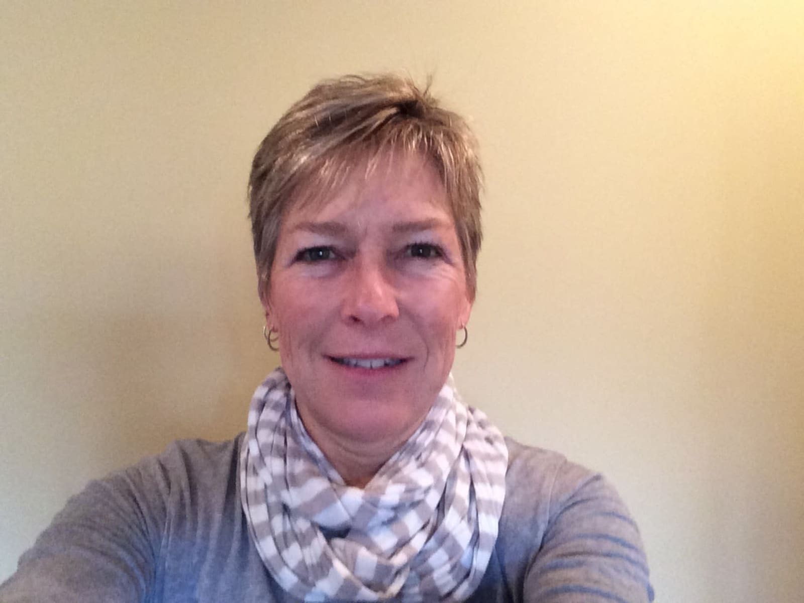 Lisa from Penticton, British Columbia, Canada