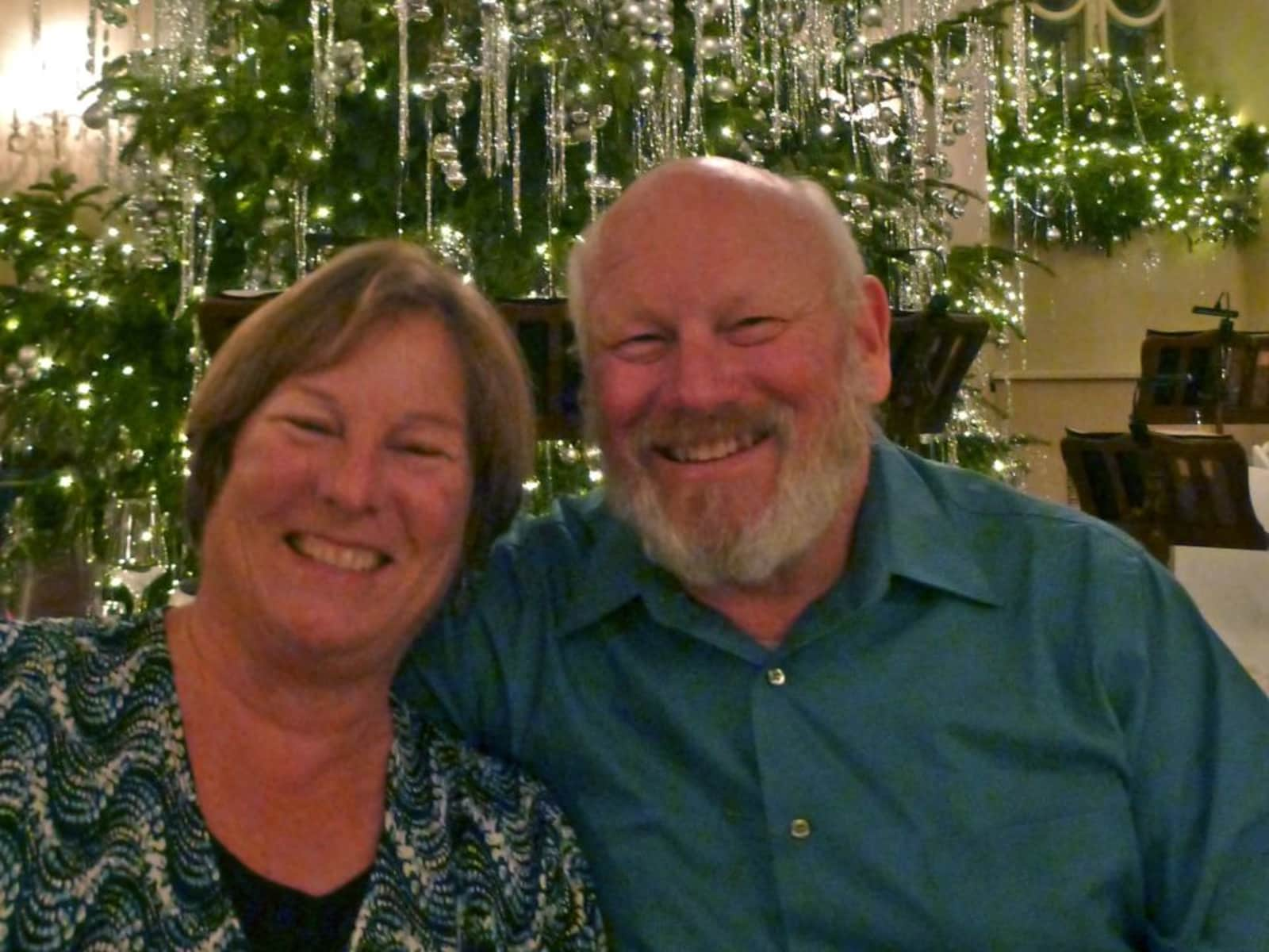 Sue & Marty from Ventura, California, United States