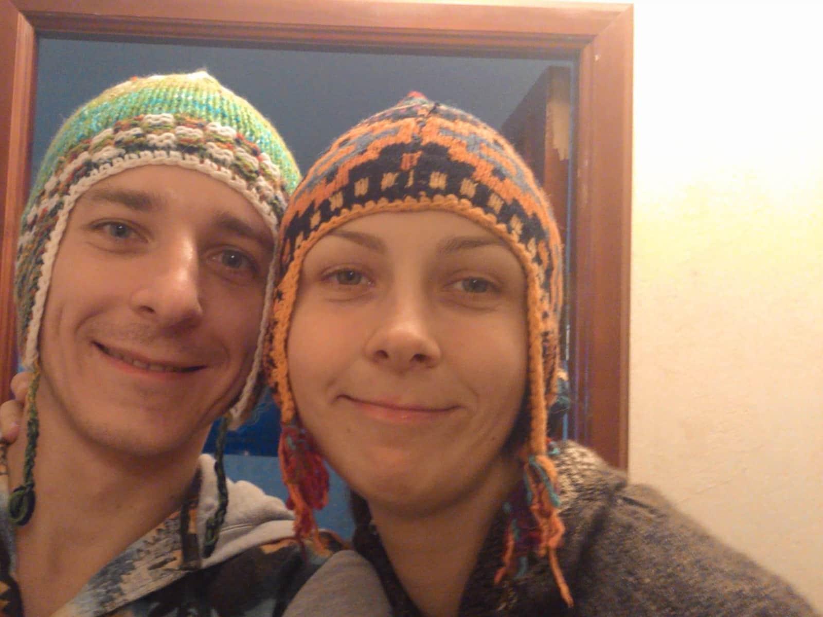 Andrei & Alesia from Minsk, Belarus