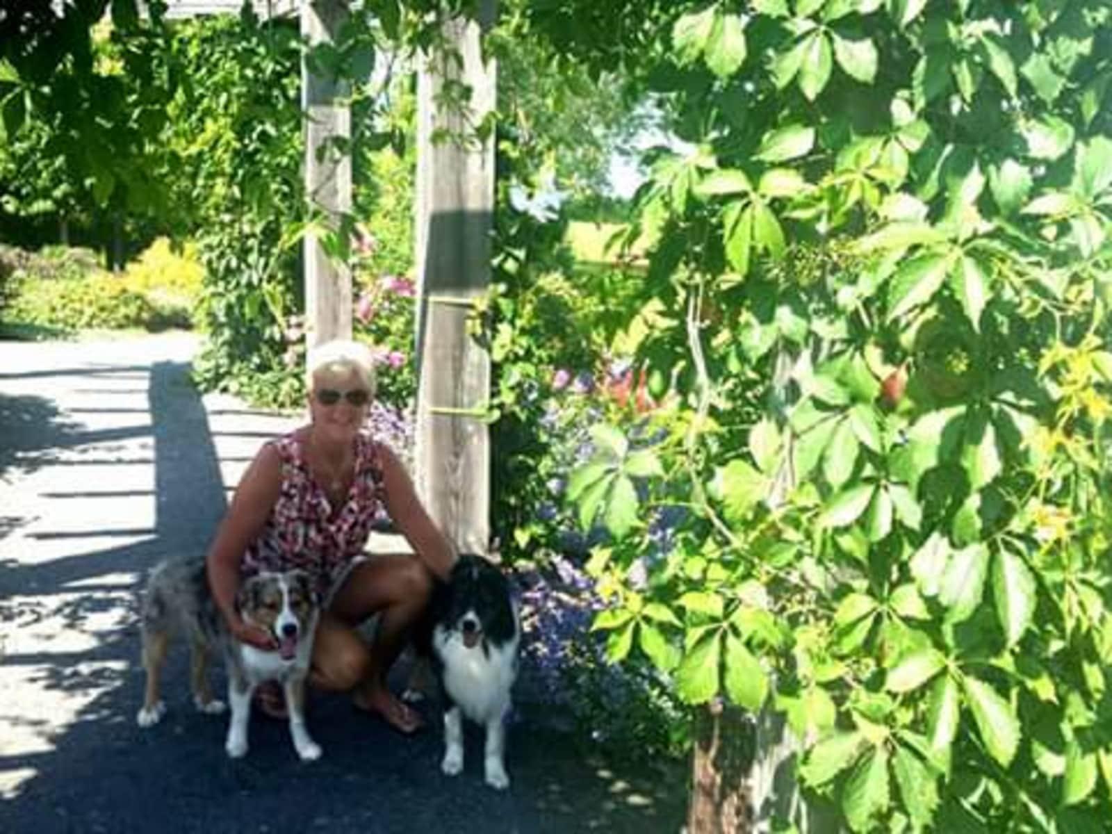Judy & Evert from Halifax, Nova Scotia, Canada