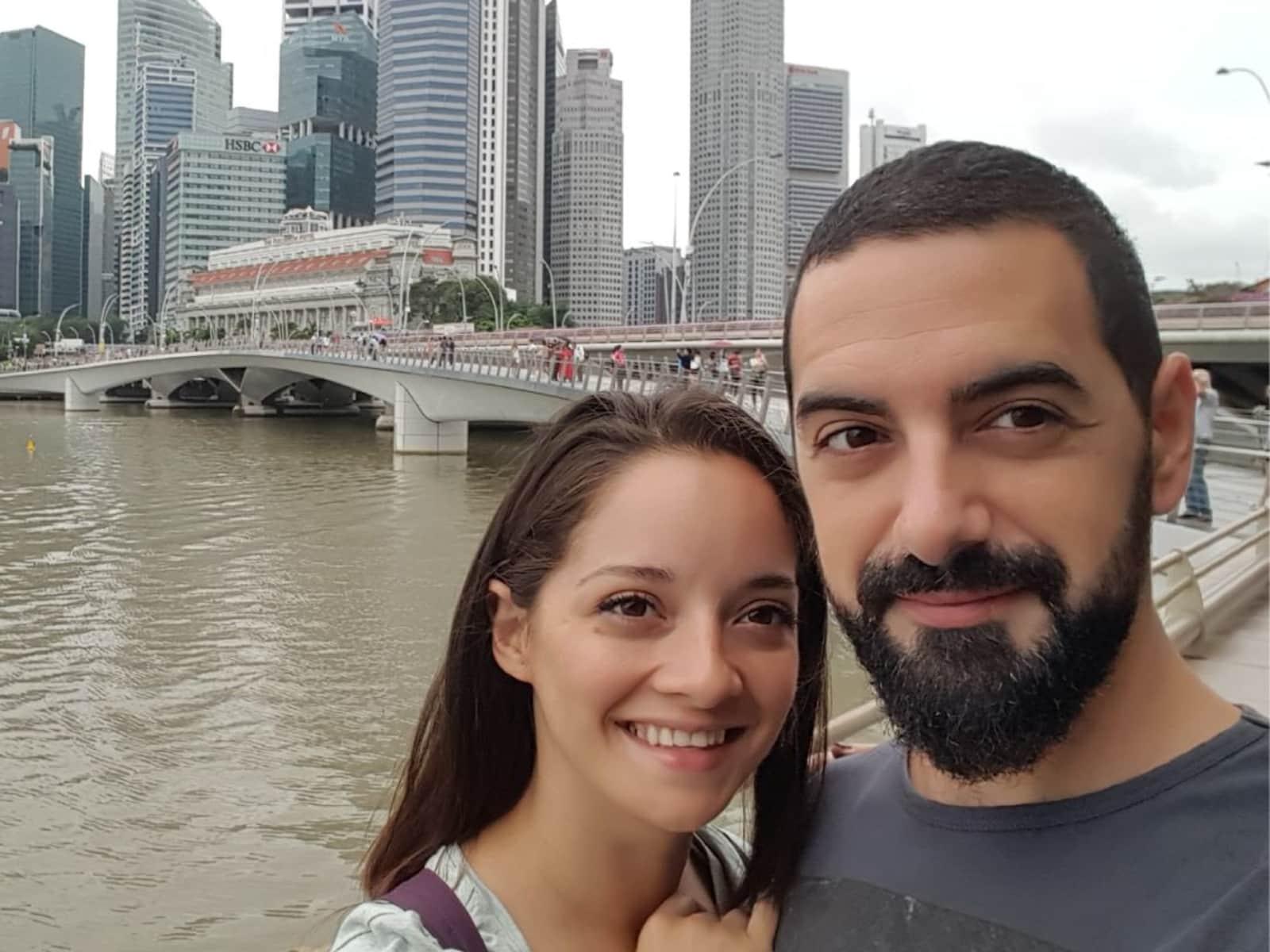 Santiago & Daniela from Buenos Aires, Argentina
