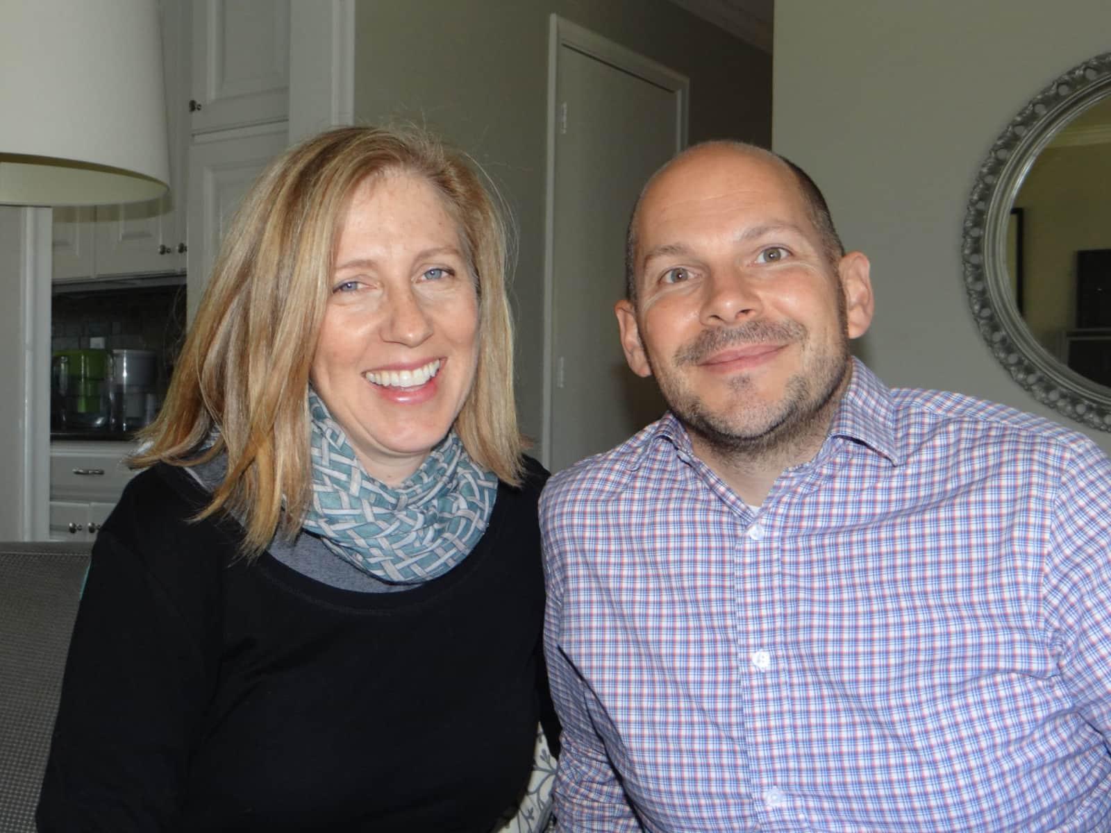 Danielle & Fabien from Minneapolis, Minnesota, United States