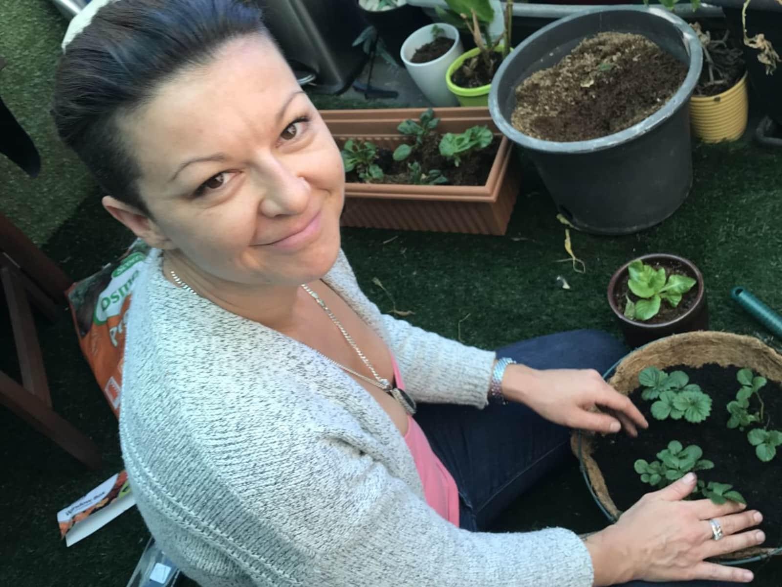 Karen from Sydney, New South Wales, Australia