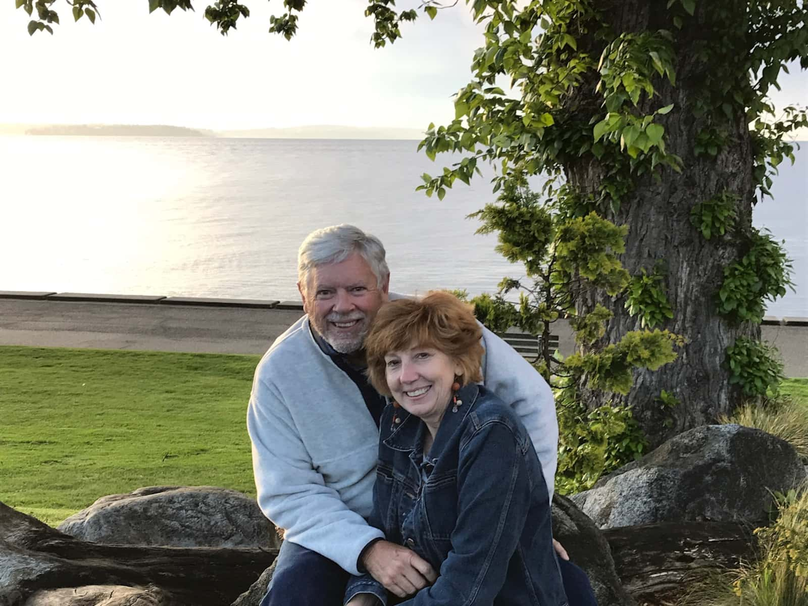 Pam & Andrew from San Diego, California, United States