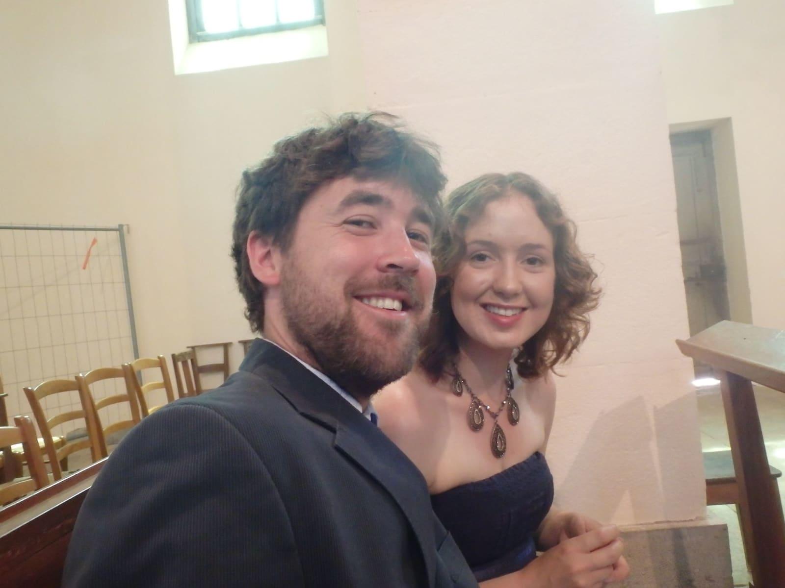Sophie & Robert from Totnes, United Kingdom