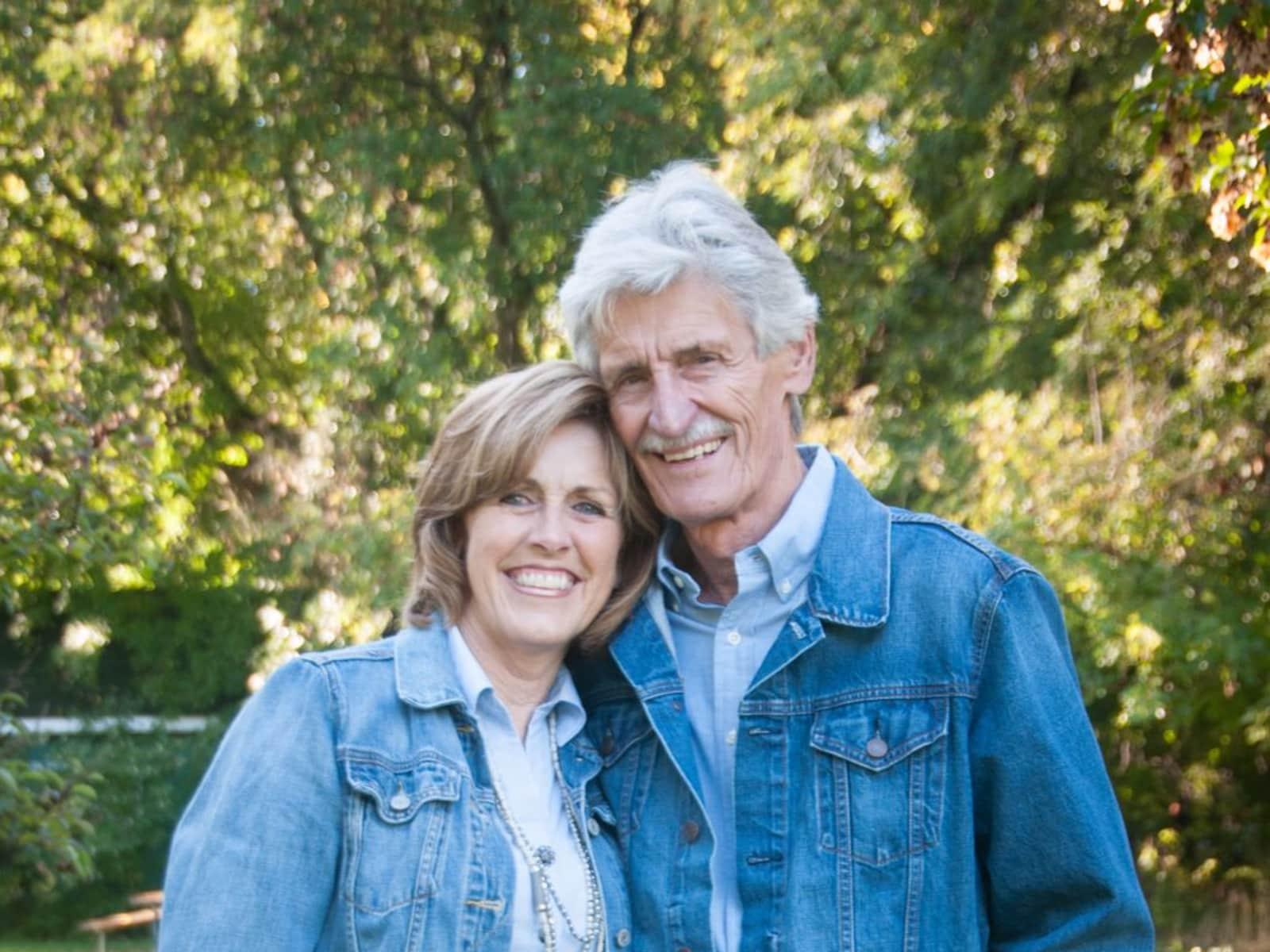 Louanne & Tony from London, Ontario, Canada