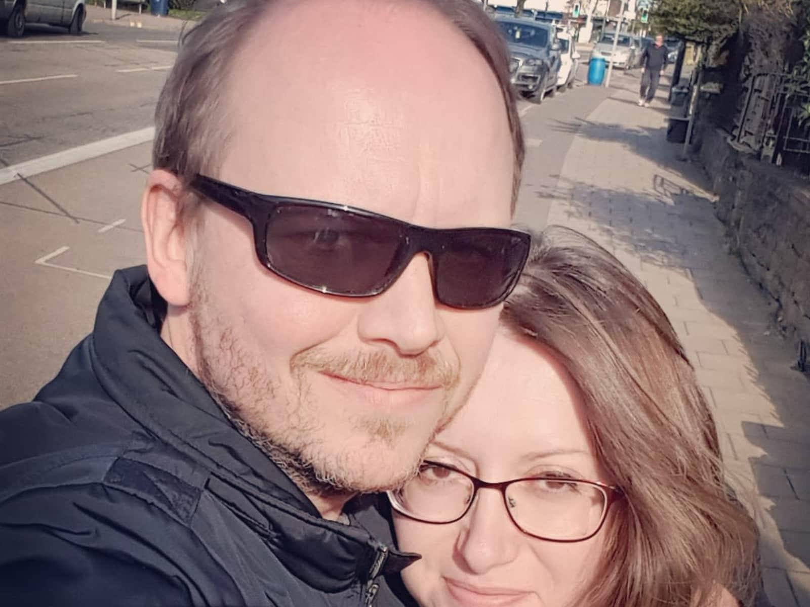 Eleanor & Tim from Bristol, United Kingdom