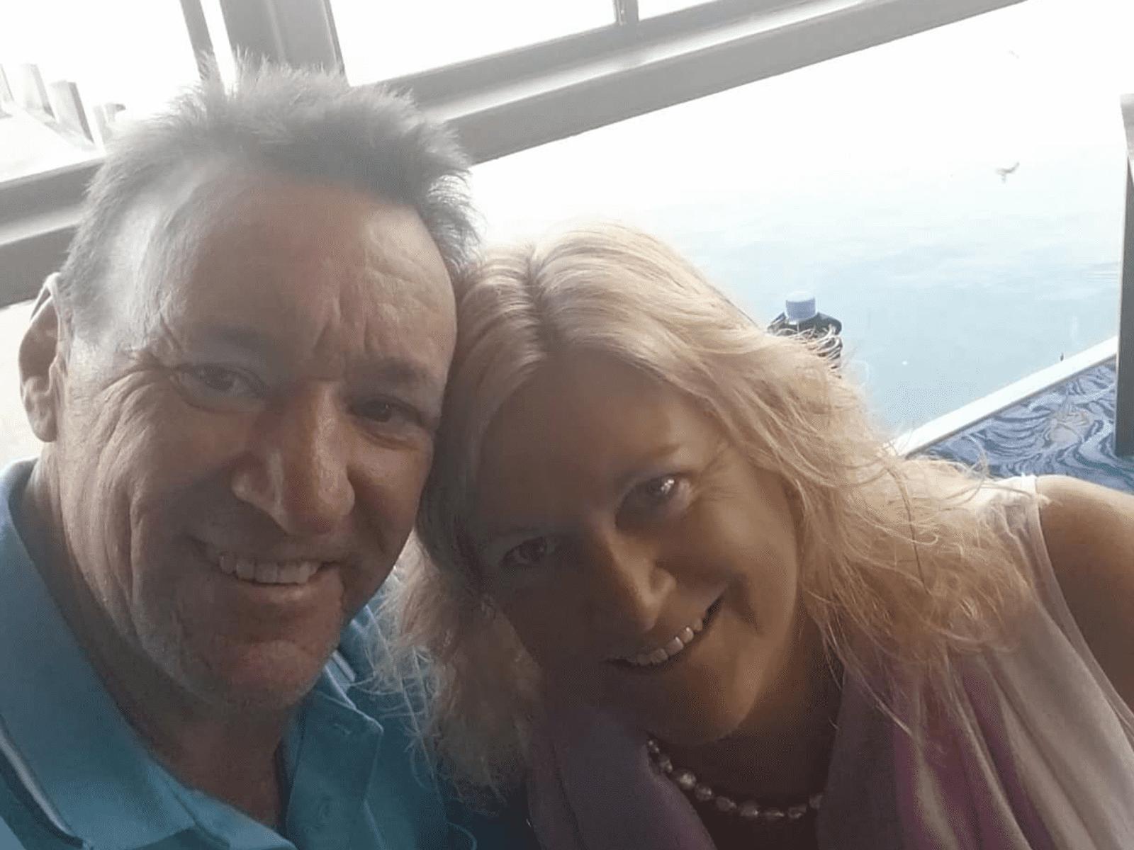 Trudi & Bill from Lisarow, New South Wales, Australia