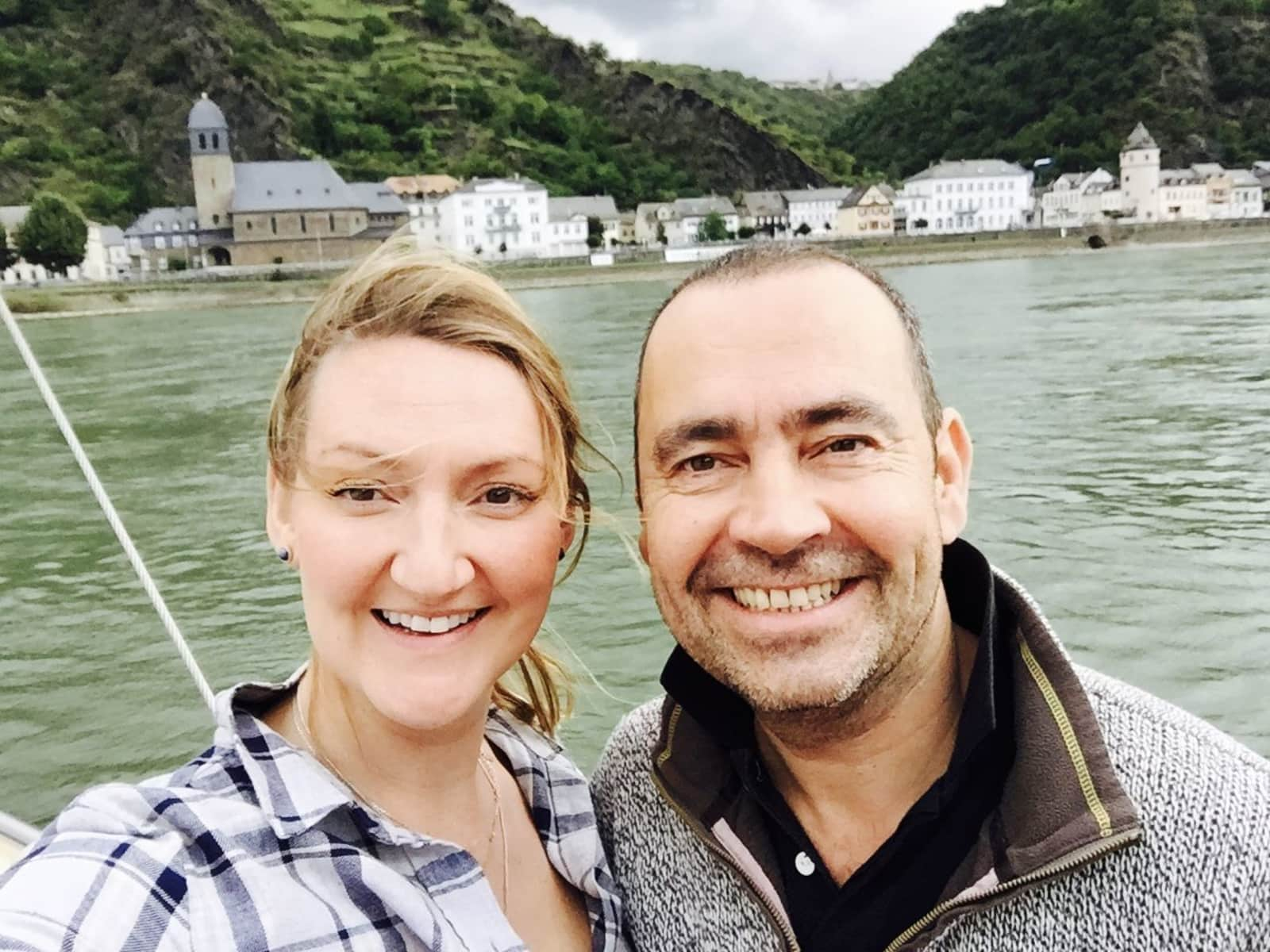 Michelle & David from Leeds, United Kingdom