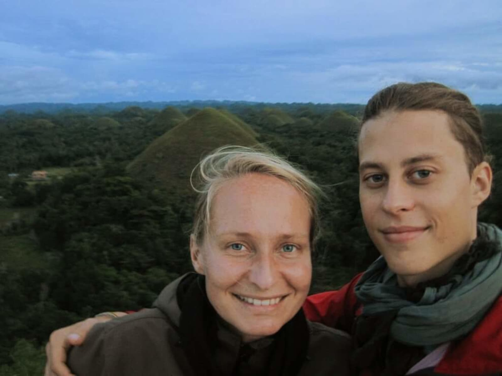 Theresa & Julian from Passau, Germany