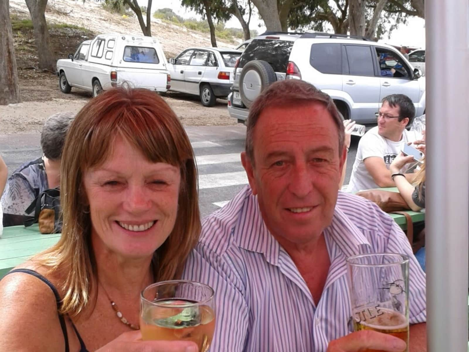 Andrew & Ann from Cape Town, South Africa