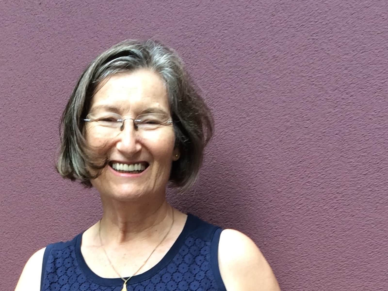Nicola from Melbourne, Victoria, Australia