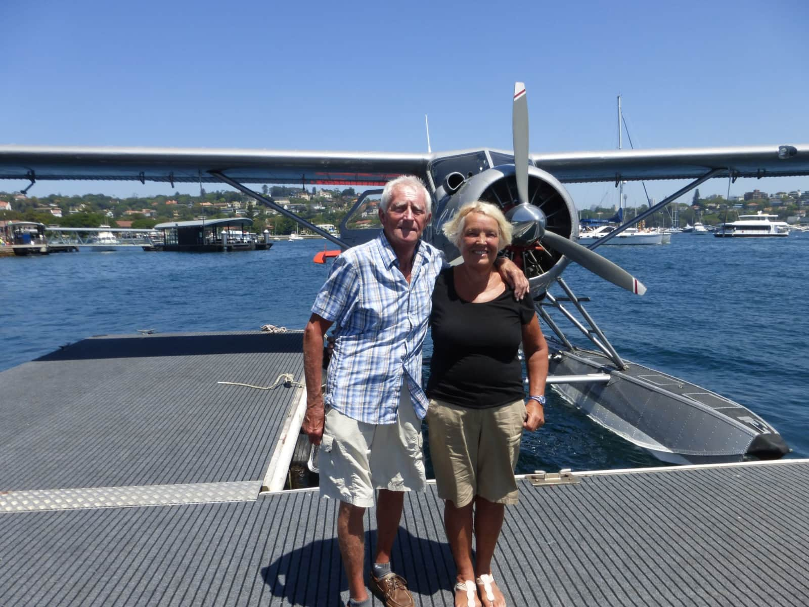 Joy & Nick from Romsey, United Kingdom