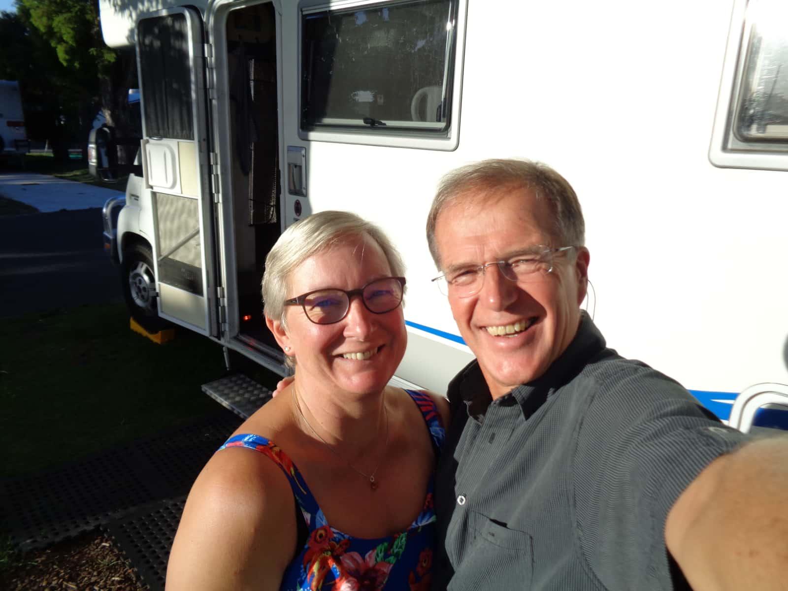 Bob & Sally from Kingston upon Thames, United Kingdom