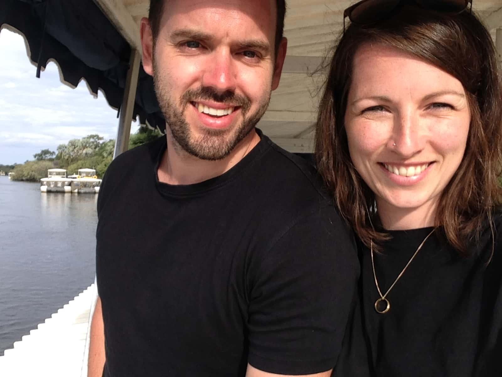 Nick & Tara from London, United Kingdom
