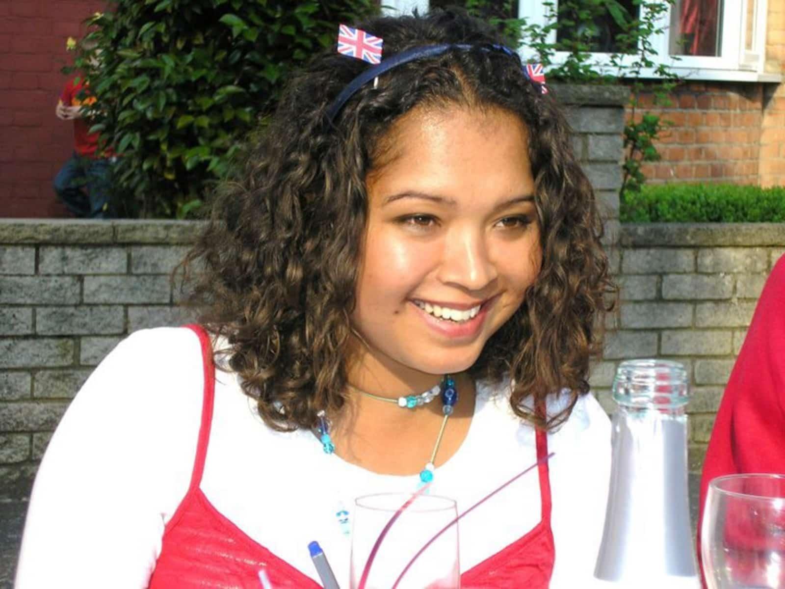 Melissa from London, United Kingdom