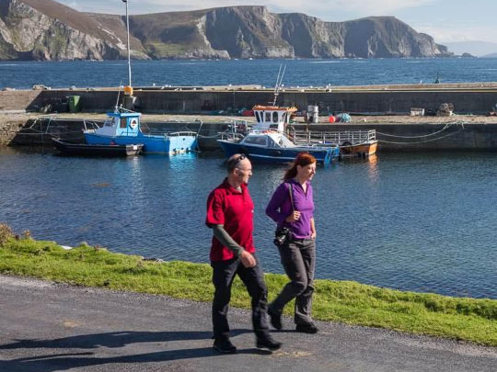 Valli & Gerry from Sligo, Ireland