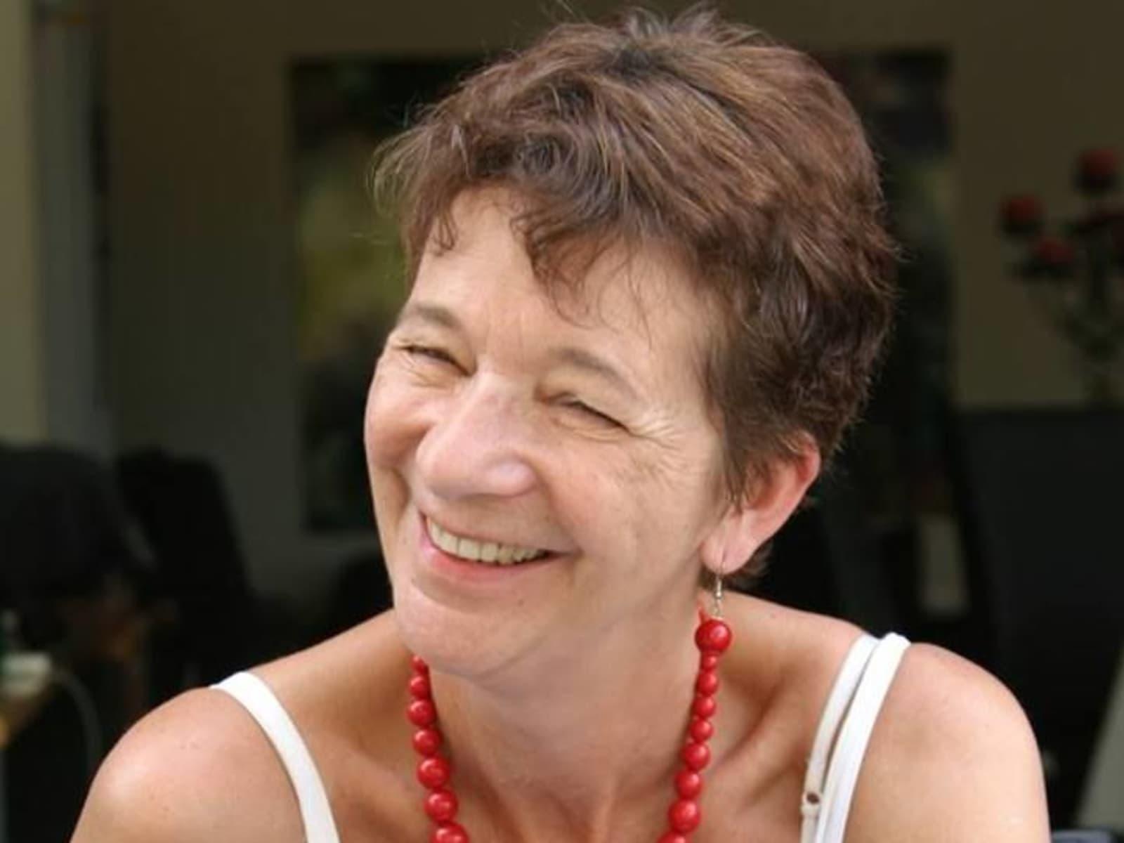 Martine from Melbourne, Victoria, Australia