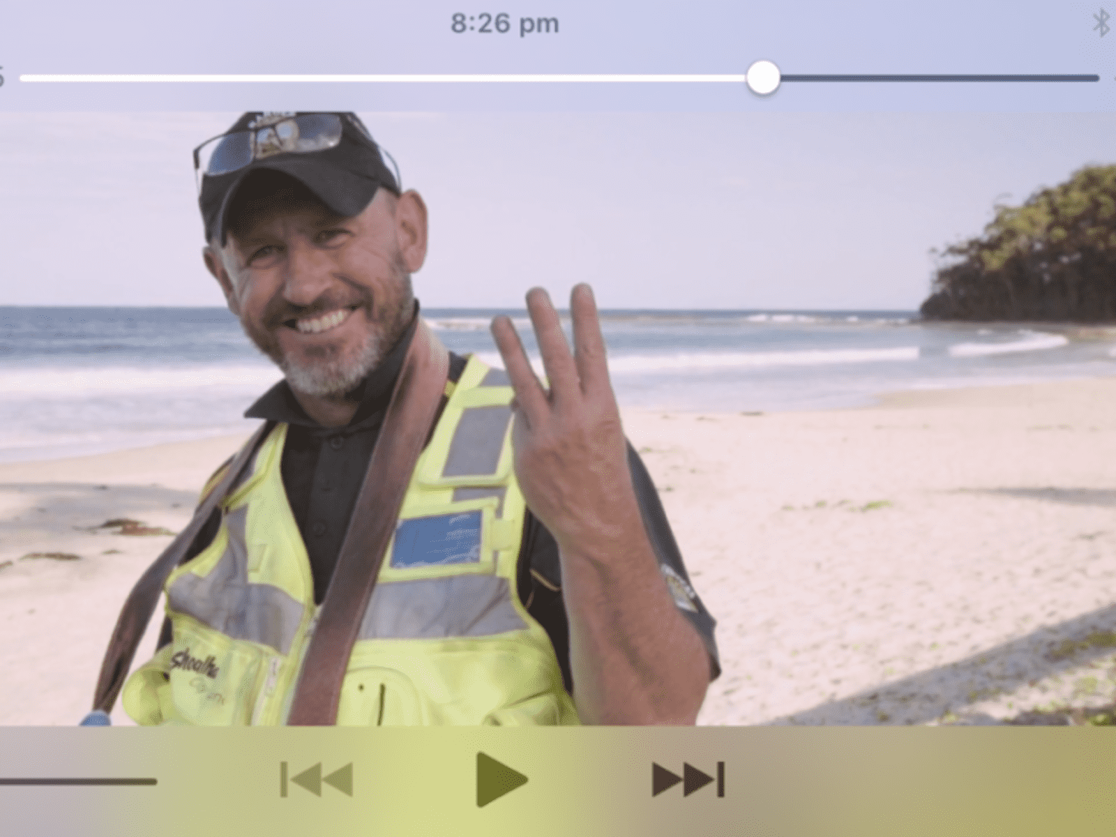 Phil from Gerringong, New South Wales, Australia