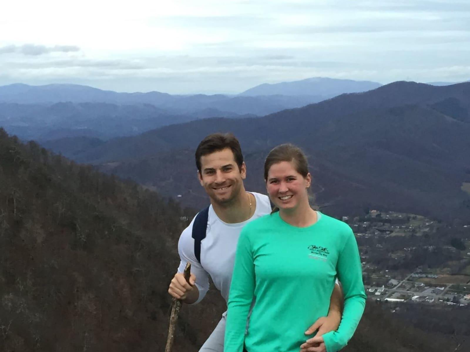 Megan & Jonathan from San Jose, California, United States