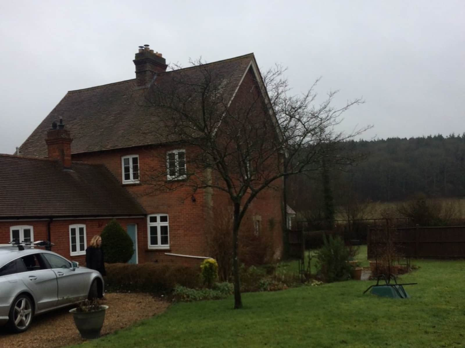 Housesitting assignment in Rowlands Castle, United Kingdom
