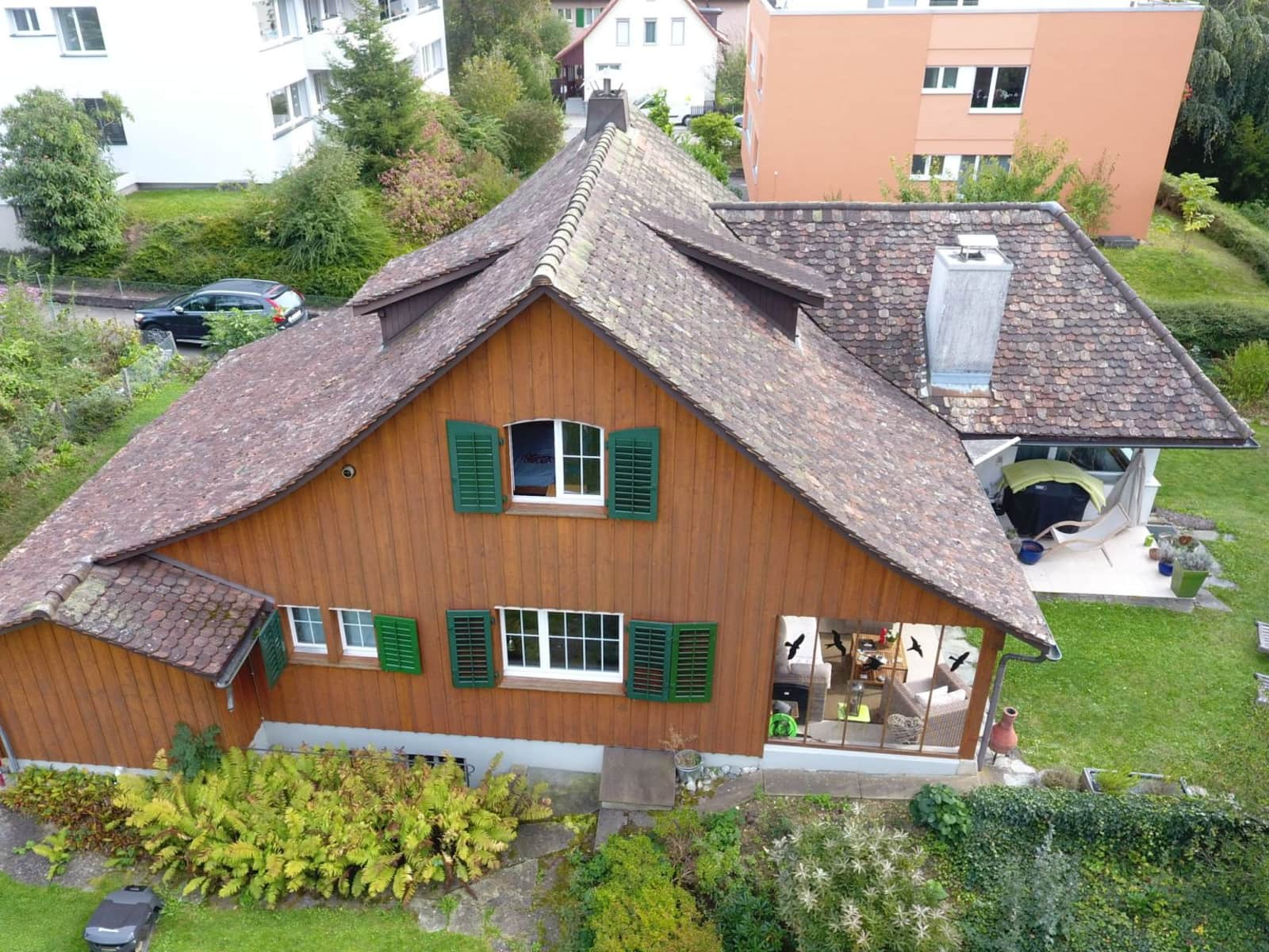 Housesitting assignment in Schaffhausen, Switzerland