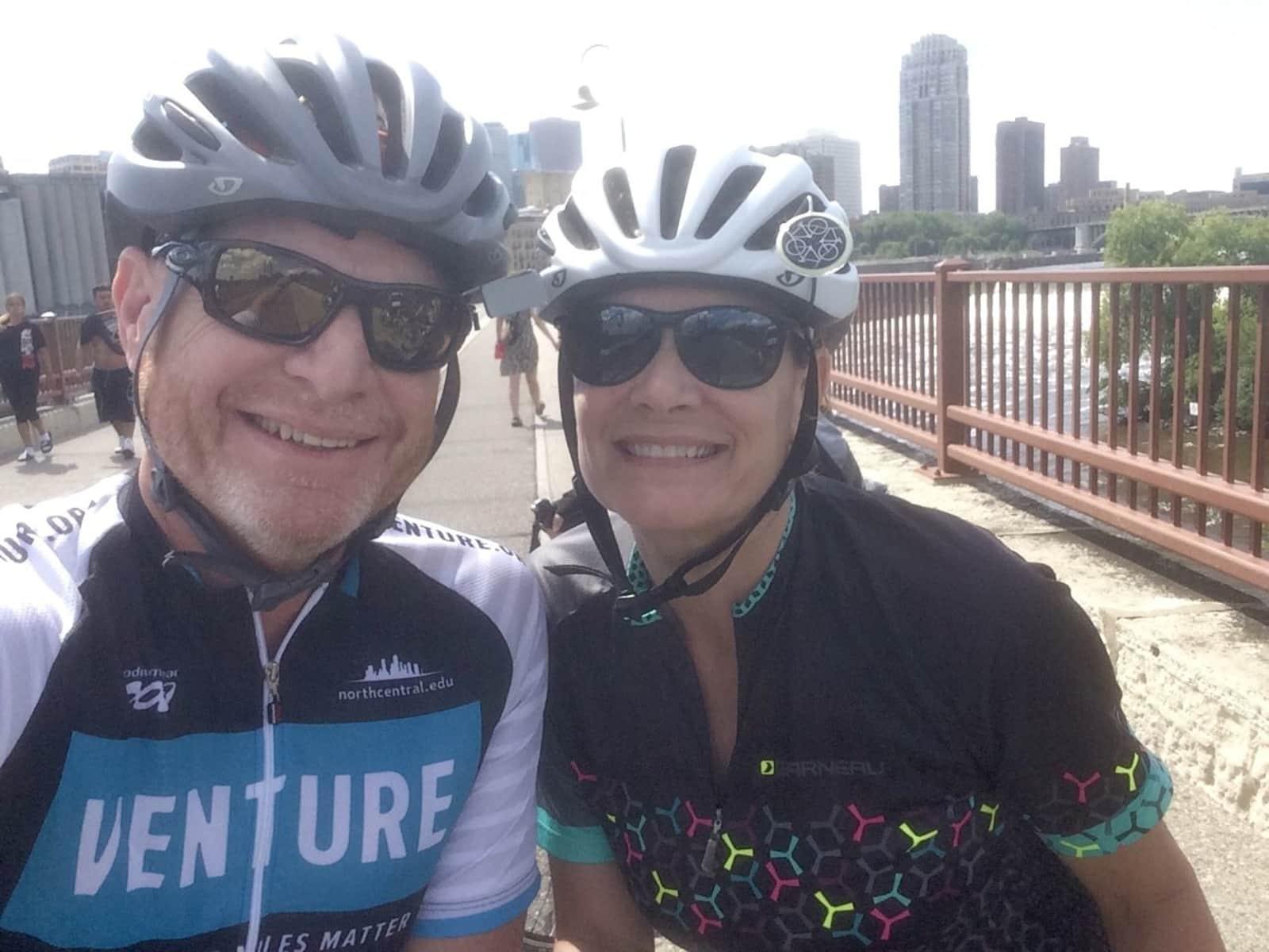 Rick & Kathy from Minneapolis, Minnesota, United States