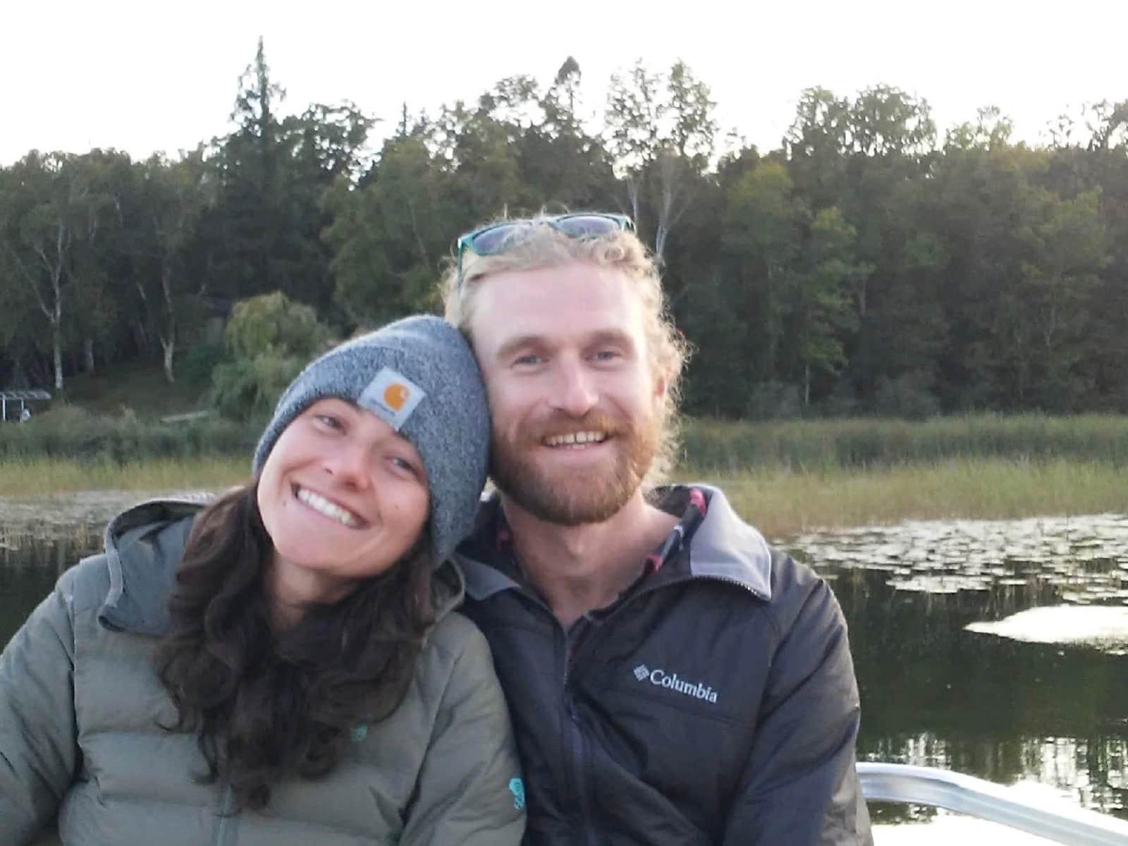 Natalie & Chris from Berkeley, California, United States