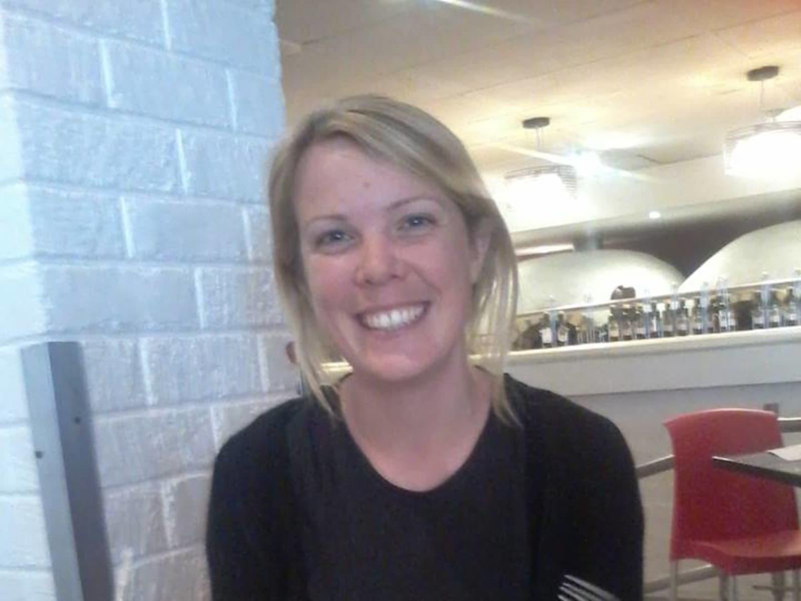 Sarah from Worthing, United Kingdom