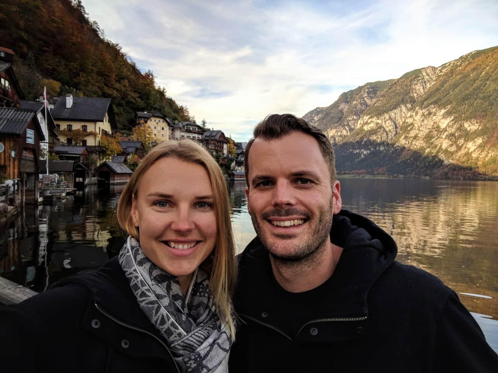 Derek & Holly from Auckland, New Zealand