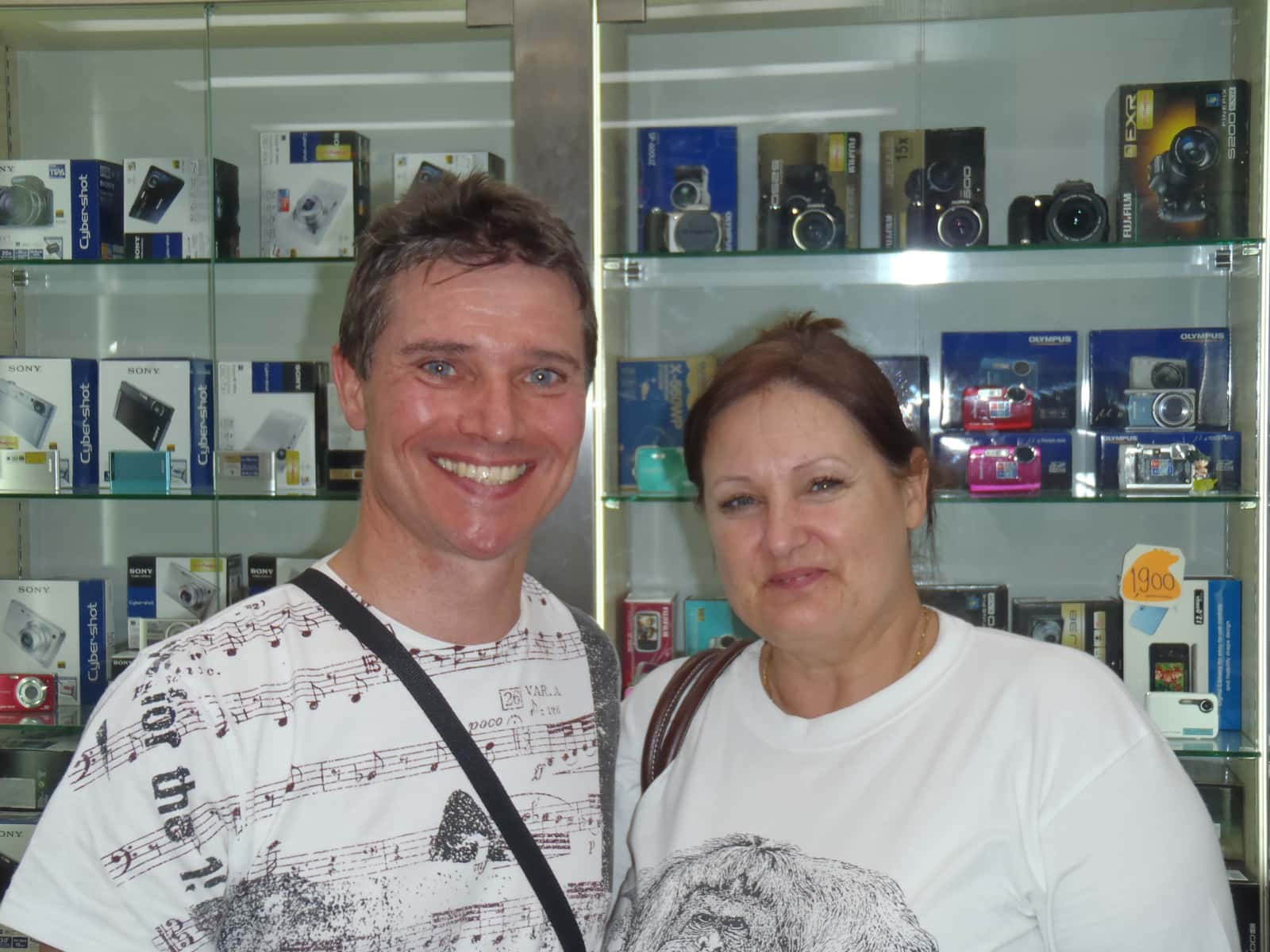 Ruth & Stephen from Bournemouth, United Kingdom
