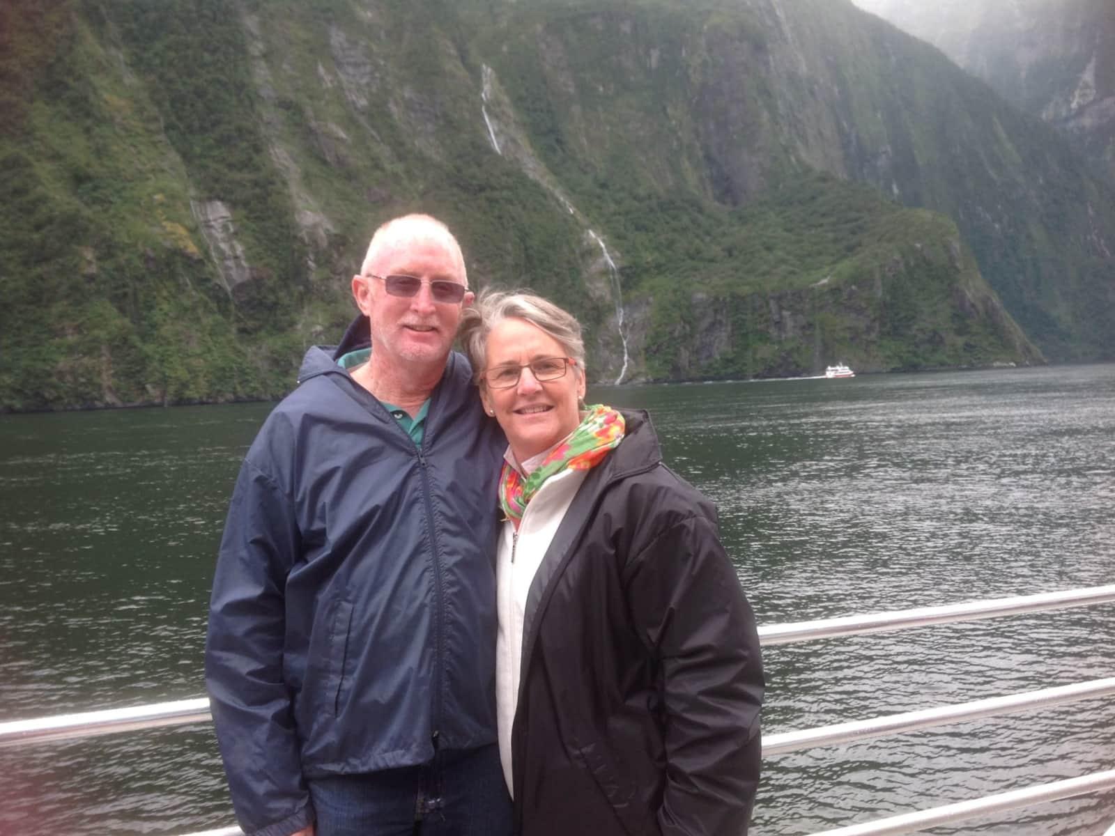 Kathryn & Edward from Bathurst, New South Wales, Australia