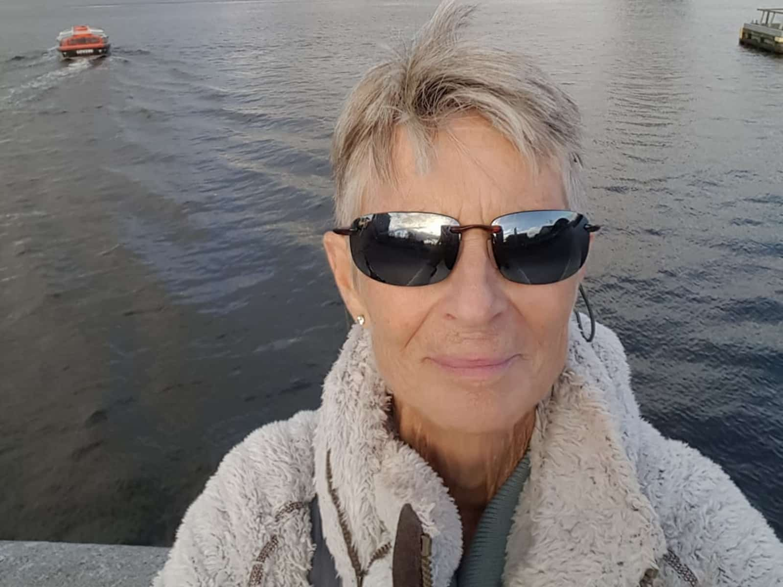 Karen from Palm Springs, California, United States