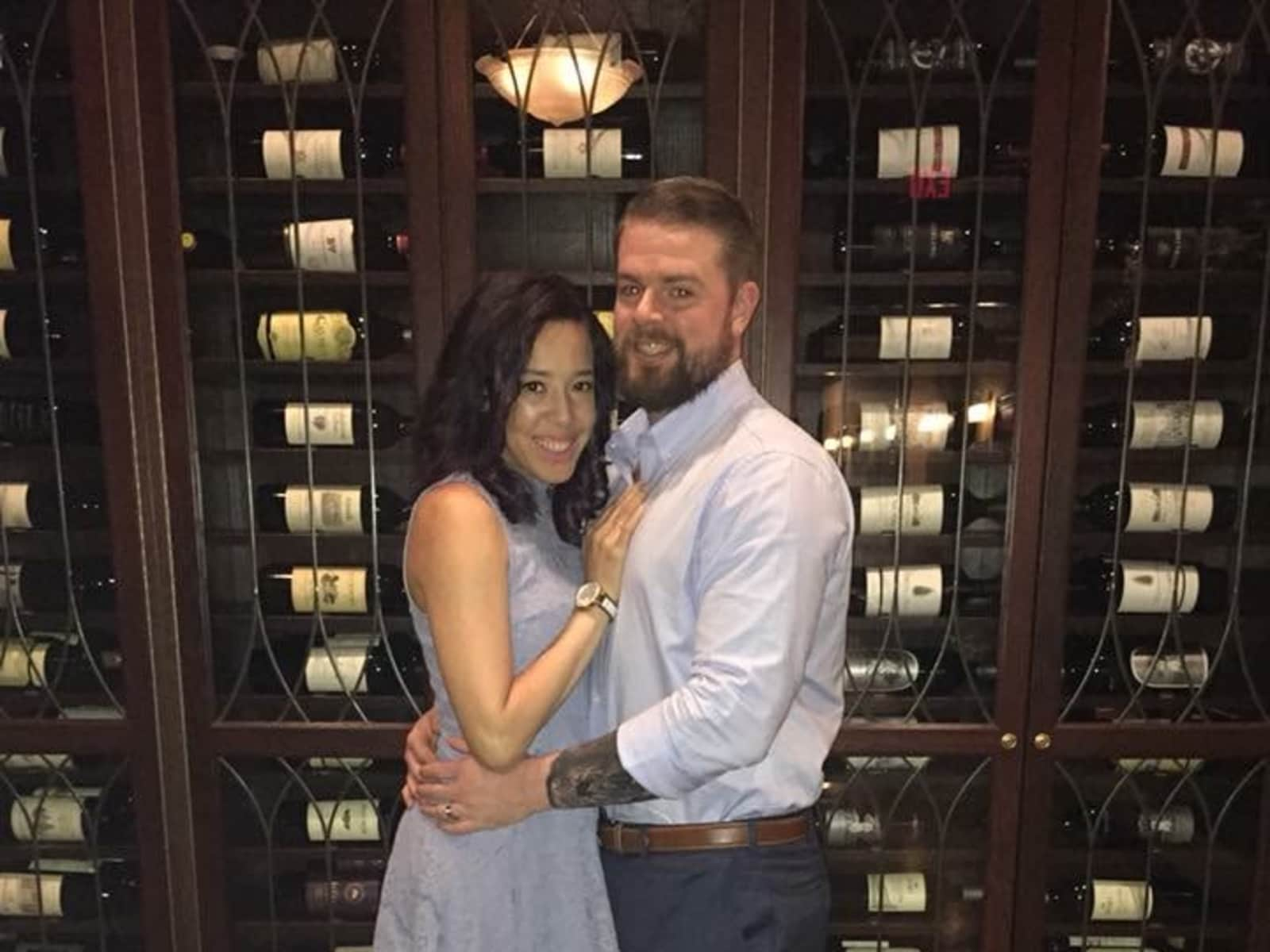 Kalyn & Mike from Raleigh, North Carolina, United States