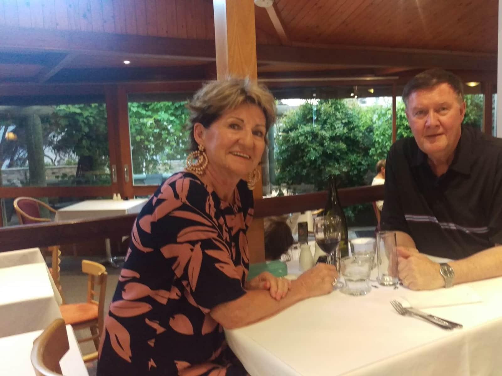 John & Marlene from Adelaide, South Australia, Australia