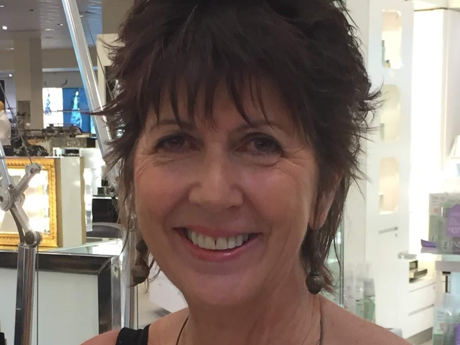 Marianne from Brisbane, Queensland, Australia