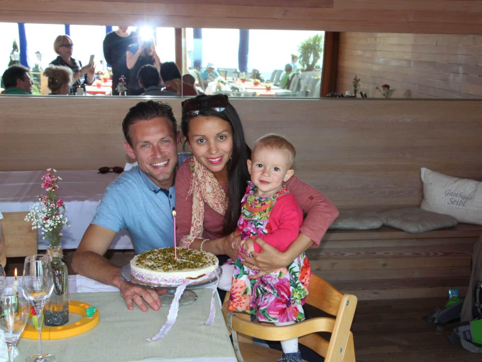 Tomasz & Sara from Bregenz, Austria