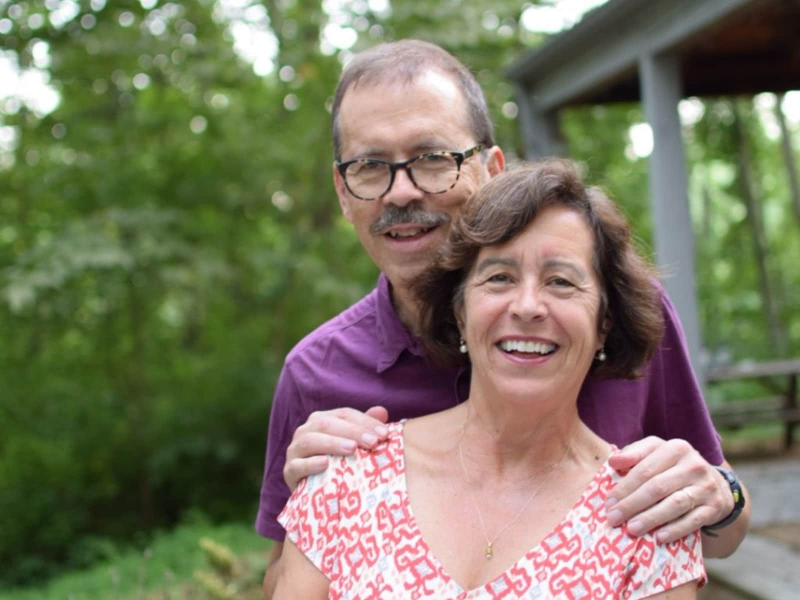Angela & Marek from Richmond, Virginia, United States