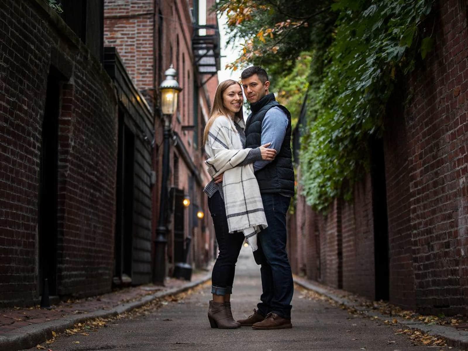 Janelle & J.j. from Boston, Massachusetts, United States